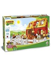 Unico 8557-0001 zabawka, kolorowa
