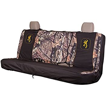 Browning Seat Cover Full Bench Mossy Oak Country Camo Pack Of 1