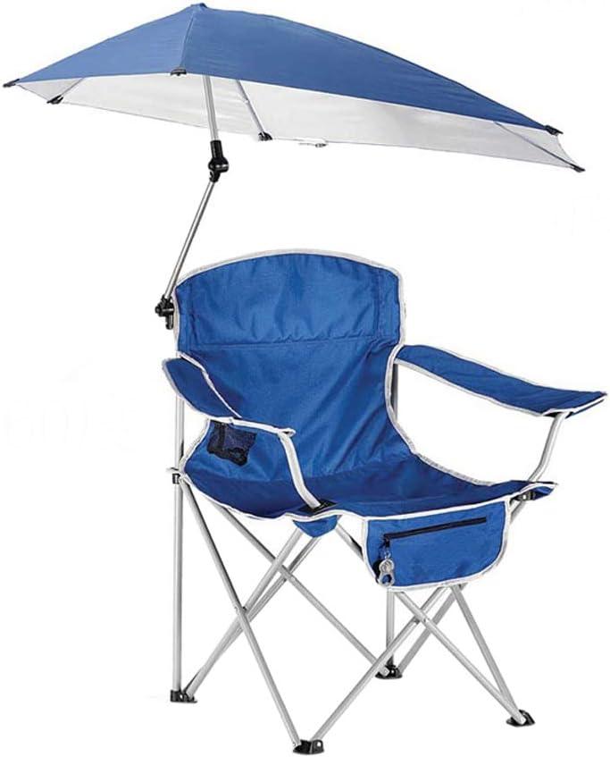 Nosterappou Silla plegable al aire libre creativa, silla boceto silla pequeña silla plegable silla sombrilla silla sombrilla, silla de pesca portátil playa de camping silla taburete pintura silla, sil: Amazon.es: Hogar