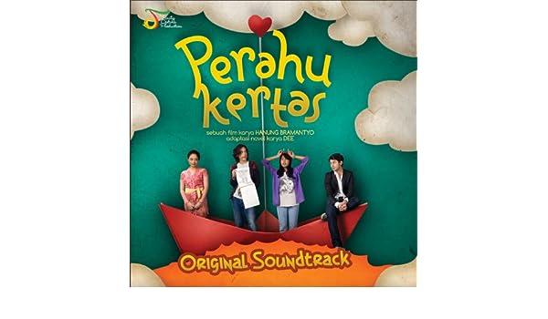 ost perahu kertas by various artists on amazon music amazon com rh amazon com