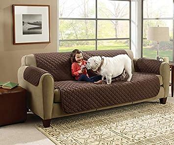 A-ONE Funda DE Sofa Reversible Individual Couch Coat para ...