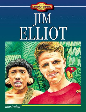 Jim Elliot (Young Reader's Christian Library) from Brand: Barbour Publishing, Incorporated