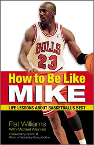 amazon com how to be like mike life lessons about basketball s