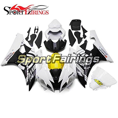 sportfairings Kits de inyección de plástico ABS carenado para Yamaha YZF R620062007año 0607motocicleta...