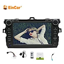 Android 7.1 Car Stereo For TOYOTA Corolla (support year 2007 2008 2009 2010 2011 2012 2013) 7 inch In-dash CAR DVD Player GPS Navigation iPod Bluetooth Rear Camera HD Touchscreen Radio FM Free M