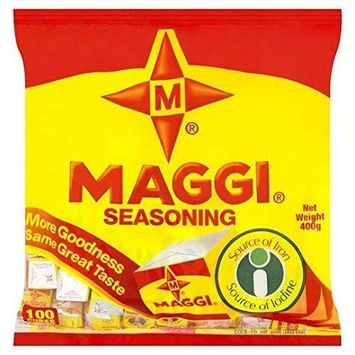 - Maggi Cube - Nigeria