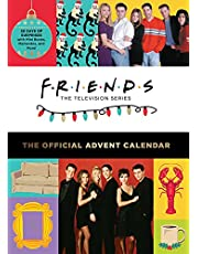 Friends: The Official Advent Calendar 2021 Edition: 25 Days of Surprises with Mini Books, Mementos, and More!