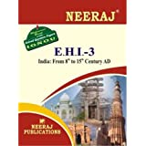 EHI3-India -From 8th to 15th Century (IGNOU help book for EHI-3 in English Medium)