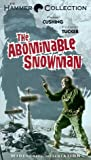 Abominable Snowman [VHS]