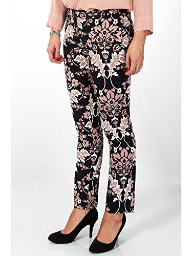 48 Donna floreale Jo Fant Liu P66028t1723 Pantalone y9733 0wqI7
