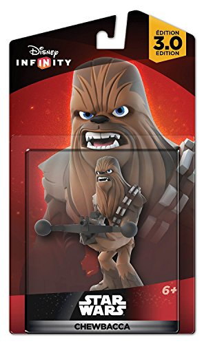 Storage Disney Media (Disney Infinity 3.0 Edition: Star Wars Chewbacca Figure)