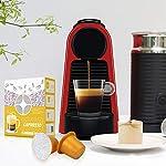 CAPMESSO-Coperchi-di-Fogli-di-Alluminio-Autoadesivo-per-caffe-Capsule-NESPRESSOSilver-1000pcs-Foil-Lids6-Capsule-Scoop