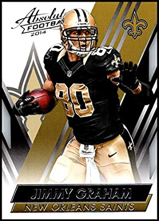 971944855 2014 Panini Absolute Retail  6 Jimmy Graham NM-MT New Orleans Saints  Official NFL