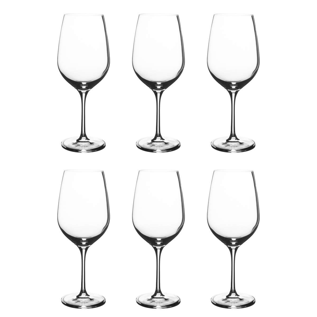 Stolzle Eclipse Red Wine Glasses, 22 oz (Set of 6)