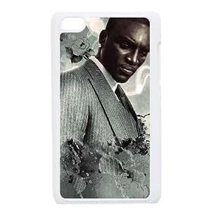 Akon Ipod Touch 4 Case White 218y-089659