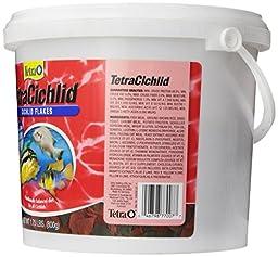 Tetra 77007 TetraCichlid Flakes, 1.75-Pound