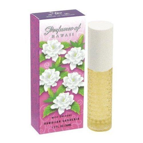 Perfumes of Hawaii - Hawaiian Gardenia Cologne Spray - 1.2oz.