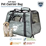 Airline Approved Pet Carriers - Pet in a Bag - Grey