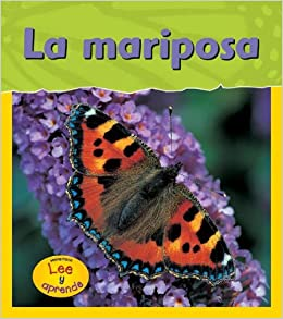 Book La Mariposa = Butterfly (Ciclos Vitales)
