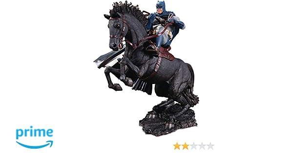 Dc Comics The Dark Knight Returns A Call To Arms Mini Battle Statue Pre Order