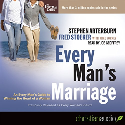 Every Man's Marriage: An Every Man's Guide to Winning the Heart of a Woman Audiobook [Free Download by Trial] thumbnail