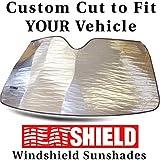 Sunshade for BMW 525 1989 1990 1991 1992 1993 1994 1995 HEATSHIELD Windshield Custom-fit Sunshade #614