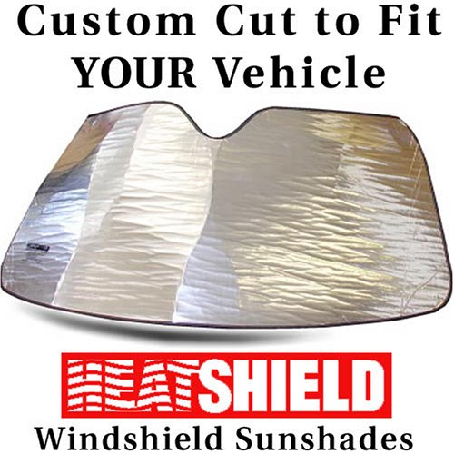 Sunshade for BMW 7-Series 7 Series w/E23 Chassis 1978 1979 1980 1981 1982 1983 1984 1985 1986 1987 HEATSHIELD Custom-fit Sunshade (E23 Chassis)