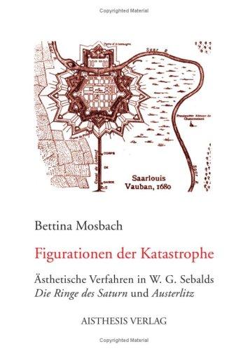 Figurationen der Katastrophe. Asthetische Verfahren in W. G. Sebalds Die Ringe des Saturn und Austerlitz