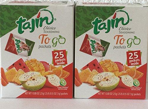 Tajin Clasico Season Lime Packets