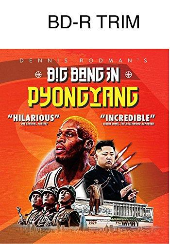 Dennis Rodman's Big Bang in Pyongyang [Blu-ray]