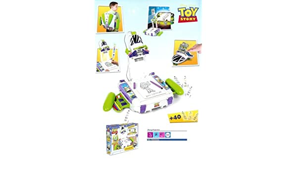 Amazon.es: Famosa 6666 Proyector Toy Story