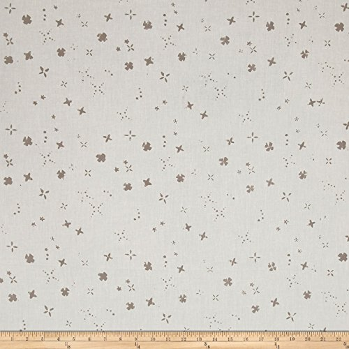 Alison Glass Handcrafted Batiks Chroma Scatter Cream Fabric By The - E Glasses Chroma