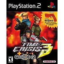 Time Crisis 3 with Guncon 2 Light Gun - PlayStation 2