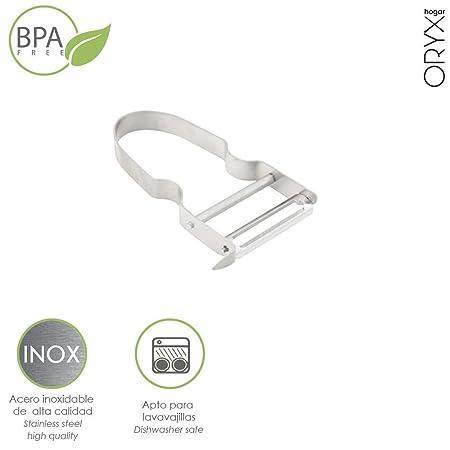 Oryx 5076036 Pelapatatas Acero Inox