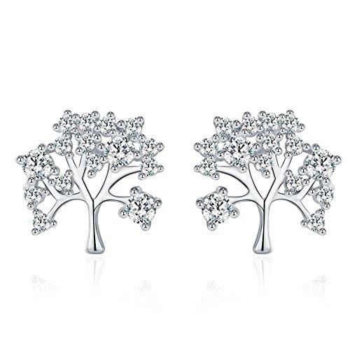 925 Sterling Silver Tree - 3