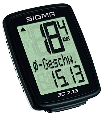 Sigma Sport BC 7.16 Wired Bicycle Computer by Sigma Sport (Image #2)