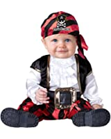 Pint Size Pirate Infant Costume