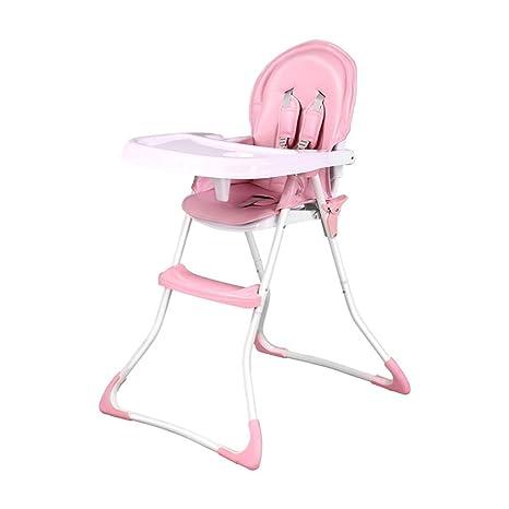 Silla Plegable portátil para bebé Silla Alta Silla para ...