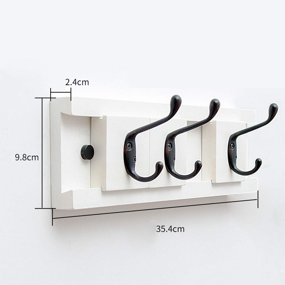 Amazon.com: Axdwfd - Perchero de pared con gancho para ...