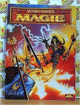 Book Warhammer Magic (Warhammer fantasy)