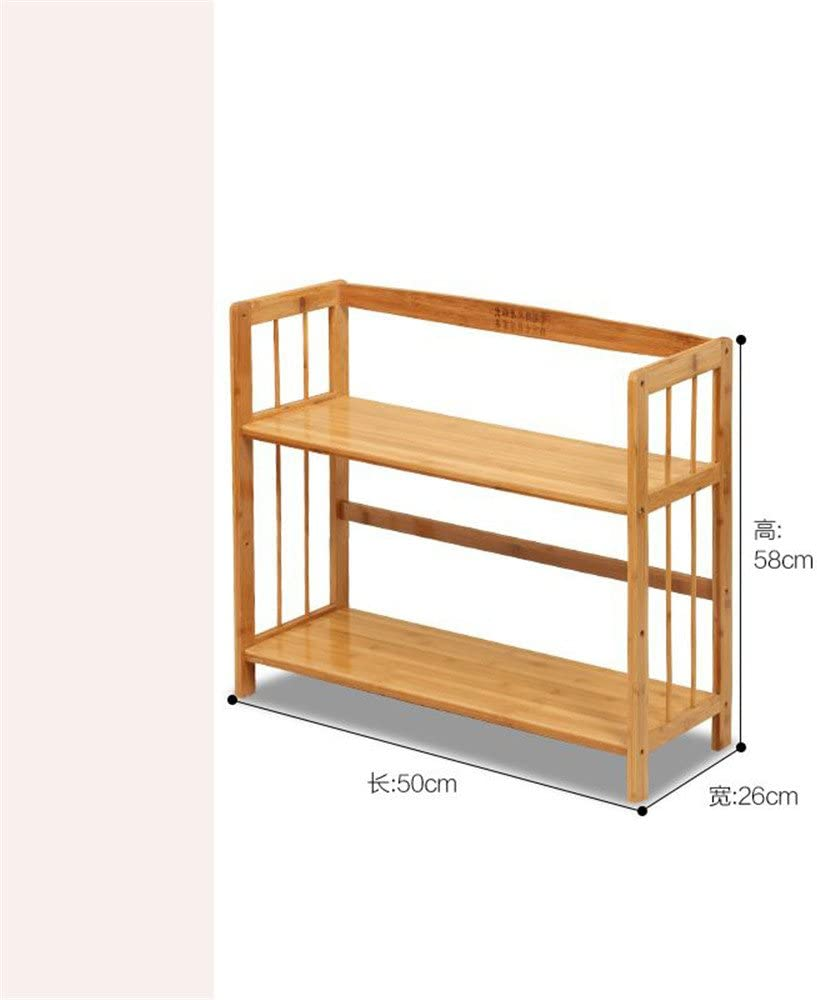 GUJJ Mostrador de Madera Maciza estanterías estantería pequeña fácil Listo: Amazon.es: Hogar