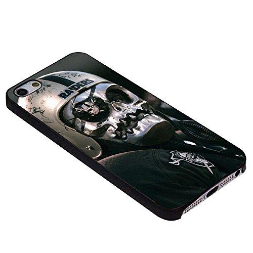 Logo Nfl Oakland Raider iPhone 6s Plus Case Black Plastic