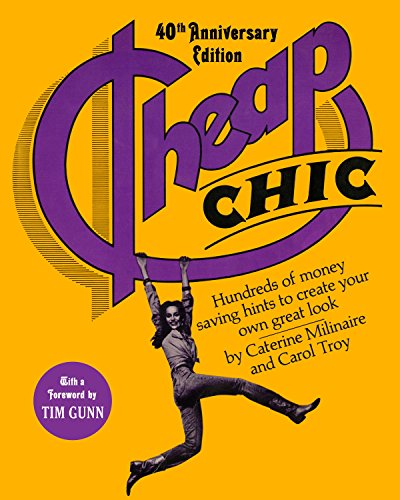 [Cheap Chic: Hundreds of Money-Saving Hints to Create Your Own Great Look] (Costume Design Carol)