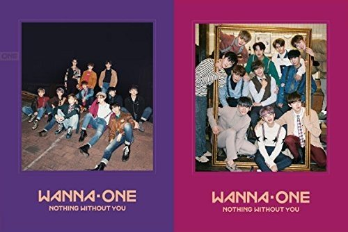 CD : Wanna One - 1-1=0 (nothing Without You) (Asia - Import)