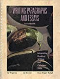 Writing Paragraphs and Essays, Joy Wingersky and Jan Boerner, 0534219721