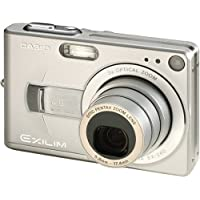 Casio Exilim EX-Z40 4MP Digital Camera with 3x Optical Zoom Review Review Image