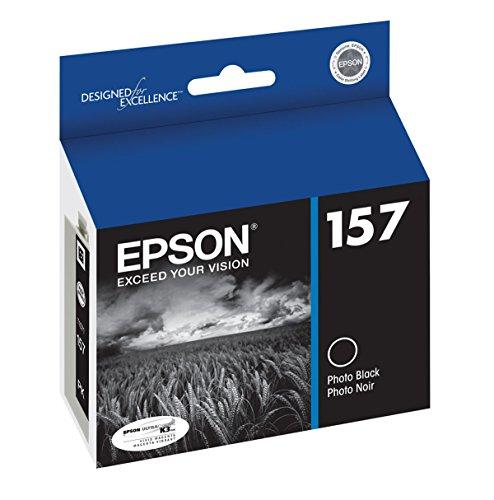 Epson 157 Photo Black UltraChrome K3 Ink Cartridge