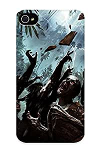 New Arrival Iphone 4/4s Case Dead Island Riptide Case Cover