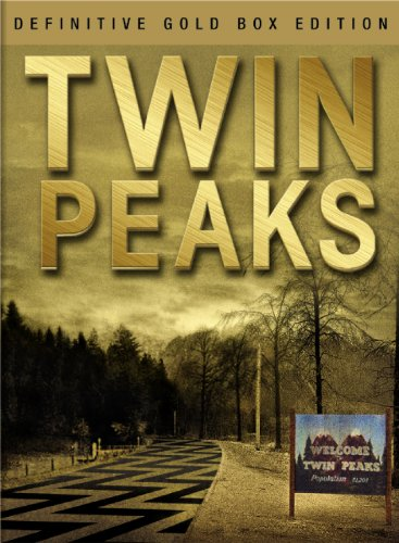 Image result for twin peaks david lynch dvd cover