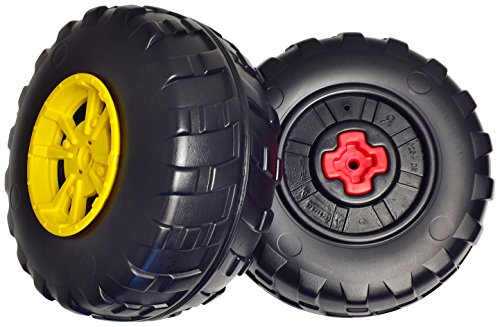 - Peg Perego John Deere Gator XUV Rear Wheels